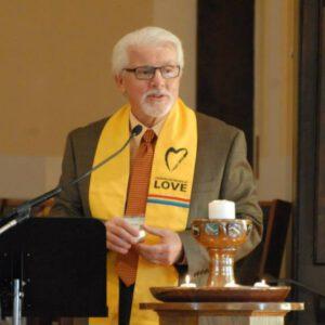 Rev. Charles Blustein Ortman