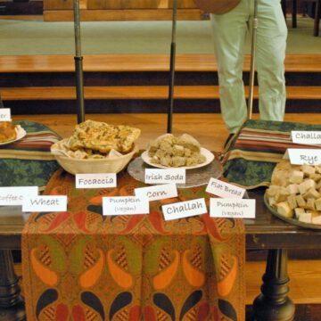 Heritage Bread Communion