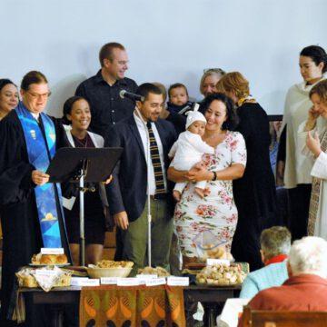 Child Dedication – A Naming Ceremony