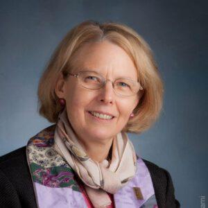 Rev. Judy Tomlinson