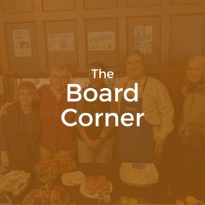 The Board Corner