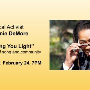 Sending You Light: An Evening with Melanie DeMore